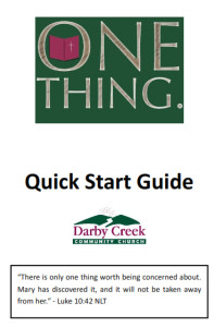 OneThingBooklet4web
