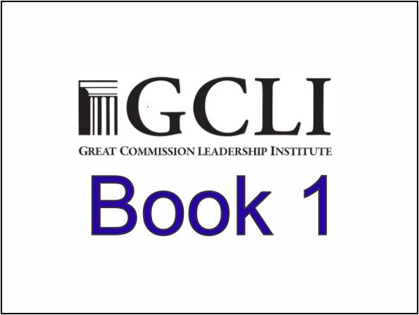 GCLI Book 1