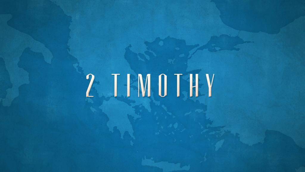 Timothy: Shaped By God's Grace Image