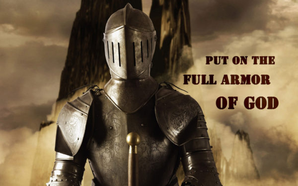 The Partial Armor Of God Image