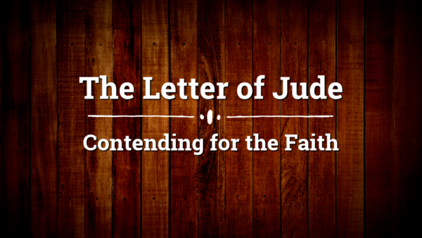 Contending For The Faith Image